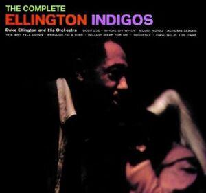 THE COMPLETE ELLINGTON INDIDGOS MUSIC CD