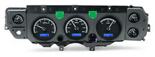 Dakota Digital 70-72 Chevy Chevelle SS EL Camino Analog Gauges VHX-70C-CVL-K-B