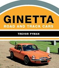 Ginetta Road and Track Cars.