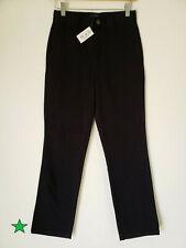The Children's Place Boys' Uniform Chino Pants. Color: Black - Size : 12