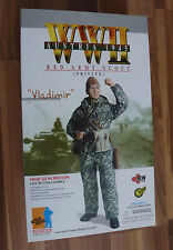 """Dragon Action Figur:    """" Vladimir """" -  Austria 45 - Red Army Scout Rote Armee"""
