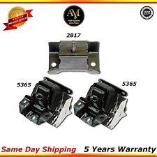 Engine Motor & Trans Mounts For Chevrolet Suburban 1500 07/11 GMC Yukon XL 5.3L