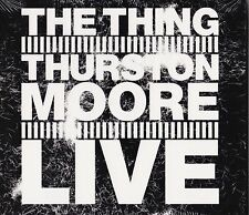THE THING & THURSTON MOORE LIVE IN CONCERT CAFE OTO, LONDON, UK 2/2013 CD IMPORT