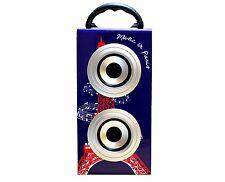 Teknofun 811 174 altavoces mini torre Bluetooth 2 X 5W – Música en París