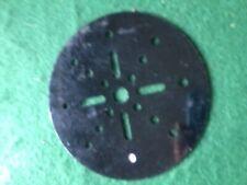 Meccano, Exacto 4 inch gear plate, unused