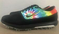 Nike Air Zoom Victory TourNRG Peace TieDye Black Golf *RARE* CK1212-001 Size10.5