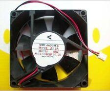 MMF-08D24ES-RN2 80x25mm Fan 24V 0.16A  647-1