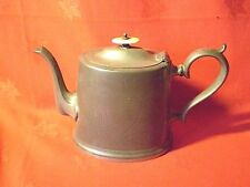 VINTAGE PEWTER TEA POT by R RICHARDSON CORNWELL WORKS SHEFFIELD
