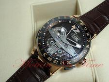 Ulysse Nardin El Toro Perpetual Calendar GMT ± Rose Gold 43mm Limited 500 322-00