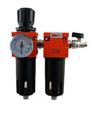 Breathing Air Filter Set 2 Stage Spraygun Air Tool Bodyshop spraybooth Air Fitt