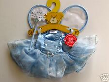 ***  BUILD-A-BEAR SNOWFLAKE FAIRY 2 PC. OUTFIT ***