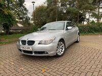 2004 BMW E60 530D SE AUTOMATIC (218 bhp)