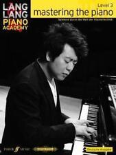 Mastering the Piano Level 3 deutsche Ausgabe