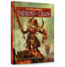 Warhammer Fantasy Daemons of Chaos HC 8th Edition