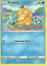 POKEMON SUN & MOON CARD: PSYDUCK - 28/149