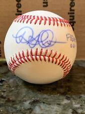 Ricky Oropesa Signed Trump League Baseball San Francisco  Giants COA