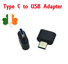 Type C to USB OTG Dongle Adapter for Android Fast 3.1A Mini Converter Data Sync
