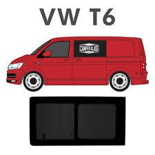 VW T5 T6 Transporter Passenger Side TINTED SLIDING / OPENING Window / Glass #EUR