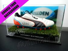 ✺Signed✺ ANTHONY WATMOUGH Football Boot PROOF COA Manly Sea Eagles 2017 Jersey