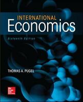 International Economics (Mcgraw-hill Series in Economics) 16th Edition by Thomas