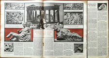 More details for humanity in stone the story of the elgin marbles vintage article 1949