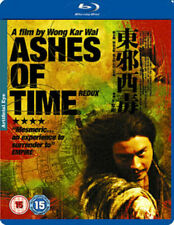Ashes of Time Redux Blu-ray 2008 DVD Region 2