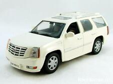 1/43 Cadillac Escalade GMT-900 generation 3 die cast model DeAgostini