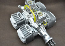 DLA360CC Gasoline CNC Engine with Muffler Ignition Spark Plug for RC Model