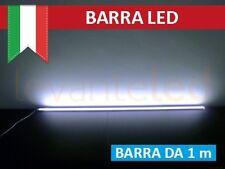 Barra Led Sottopensile Cucina in Alluminio 1Mt chip 5630 SAMSUNG Luce Fredda NT