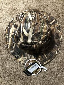 FROGG TOGGS Waterproof Breathable Bucket Hat, Realtree Max5, Adjustable~DISCOUNT