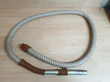 Vintage Hoover Electrolux model 345 cylinder cleaner Brown Attachment Hose