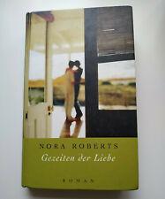 Gezeiten der Liebe, Nora Roberts, gebundene Ausgabe