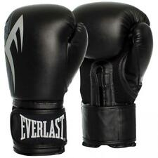Everlast 16oz. Pro Style Power Training Boxing Gloves in Black/Silver