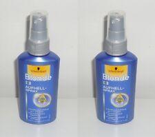 (1L=39,60€) 2x Schwarzkopf Blonde S1 Aufhell-Spray , 2x125ml