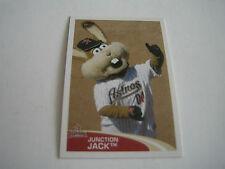 2012 TOPPS BASEBALL JUNCTION JACK STICKER #228***HOUSTON ASTROS***