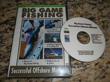 Dvd Big Game Fishing: Sucessful Offshore Methods by Artist Not Provided
