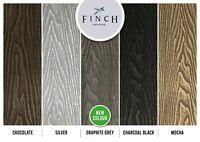 Composite Decking Wooden WPC Decking Full Kit Ash Grey Light Grey Anthracite