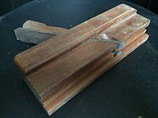 Rabot bois outil ancien pour menuisier ébeniste wood plane tool n°14