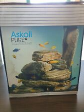 acquario askoll pure m luce filtro riscaldato
