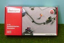 AUHAGEN HO scale ~ 'KERBS AND GUTTERS' ~ plastic model kitset #42656