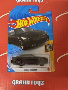 2019 Kia Stinger GT #118 4/5 Turbo 2021 Hot Wheels Case L