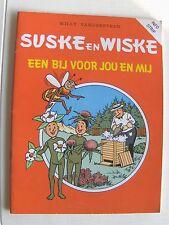 Speciale Suske en Wiske een bij voor jou en mij 1984 !!