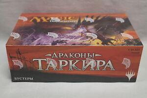 Boîte de Boosters Dragons de Tarkir Russe - Russian of - Booster Box - Magic mtg