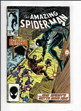 The Amazing Spiderman #265 (1985) 1st app. of Silver Sable 1st Print FN 6.0