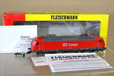 FLEISCHMANN 4320 LENZ DIGITAL SPARES REPAIR DB CARGO CLASS BR 145 002-2 LOCO ng