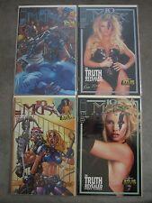 10TH MUSE (2000-IMAGE) # 8 & # 9  *REGULAR & RENA MERO / SABLE PHOTO COVERS*