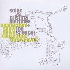Solex Vs Cristina Martine - Amsterdam Throwdown King Street Showdown! [CD]