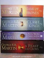 George R.R. Martin - Bulk x 4 *A Song of Ice & Fire.... * Fantasy Fiction!