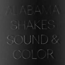 Alabama Shakes - Sound And Color (NEW CD)