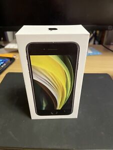 Apple iPhone SE 2nd Gen. - 128GB - Black (Verizon) A2275 (CDMA + GSM)